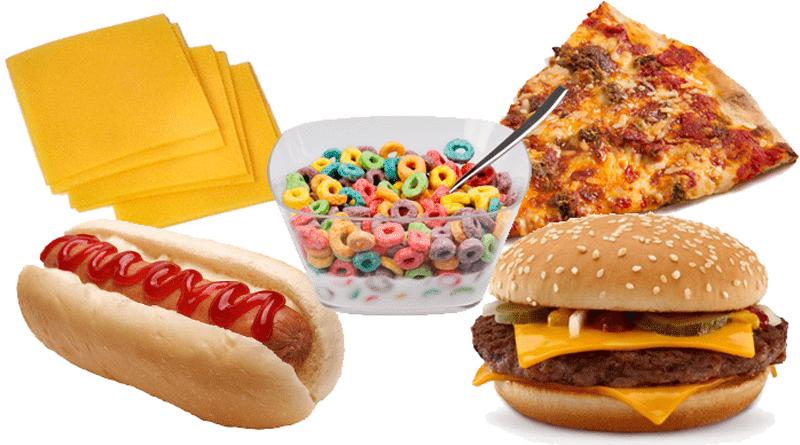 Anti-inflammatory fighting foods
